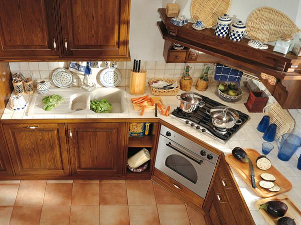 Cucine Componibili » Cucine Componibili Legno Massello ...