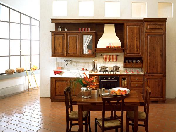 CUCINE ARCA CLASSICO - Arredamenti Cucine Siciliane