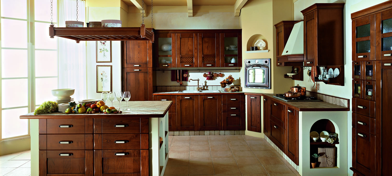 Cucina torchetti classico arredamenti cucine siciliane - Torchetti mobili ...
