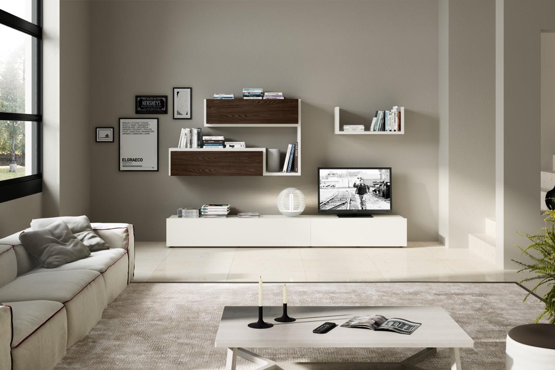 Mensole moderne per soggiorno mensole moderne per salotto la