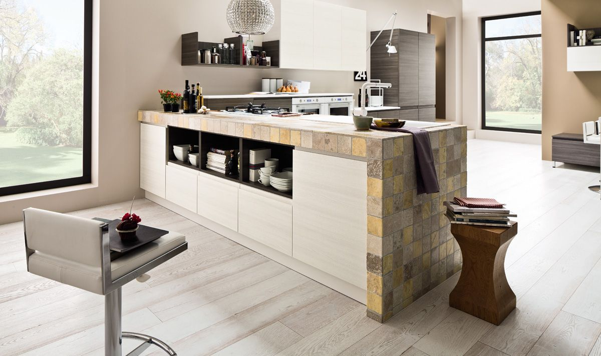 Beautiful Componenti Per Cucine In Muratura Pictures - Ideas ...
