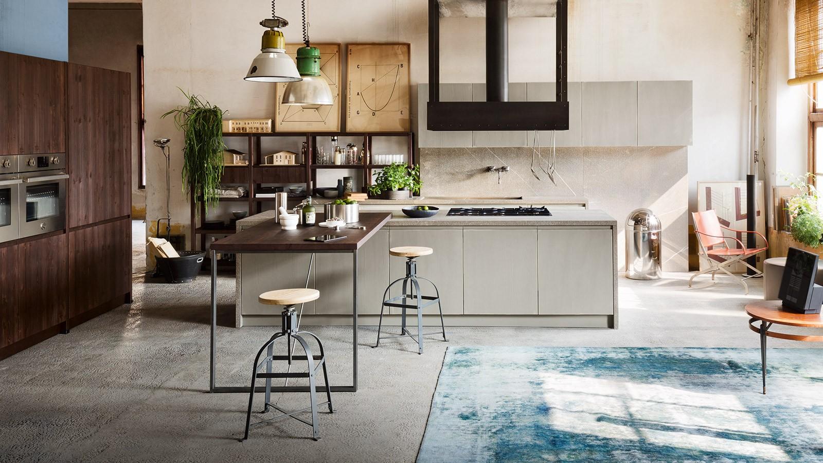 Arredamento Urban Cucina Pictures To Pin On Pinterest #426F7F 1600 900 Arredamento Cucina Piccola Nuova Costruzione