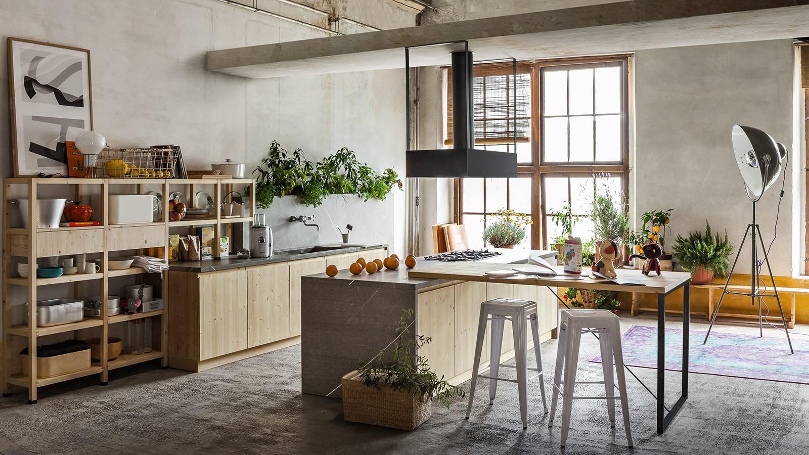 Cucine callesella urban   arredamenti cucine siciliane