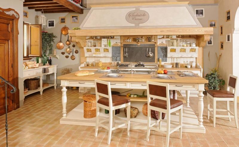 CUCINA SALAIOLO - Arredamenti Cucine Siciliane