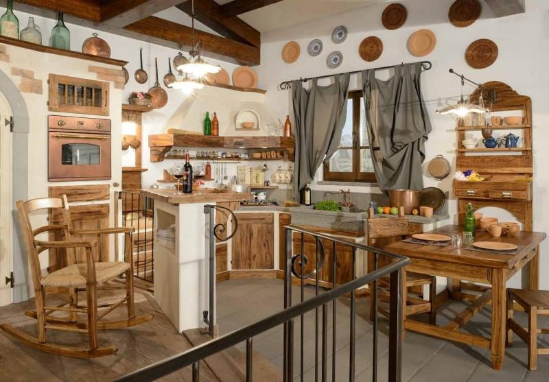 ZONA GIORNO MARKA - Arredamenti Cucine Siciliane